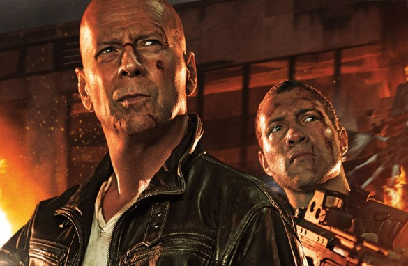 Movie Review: A Good Day to Die Hard