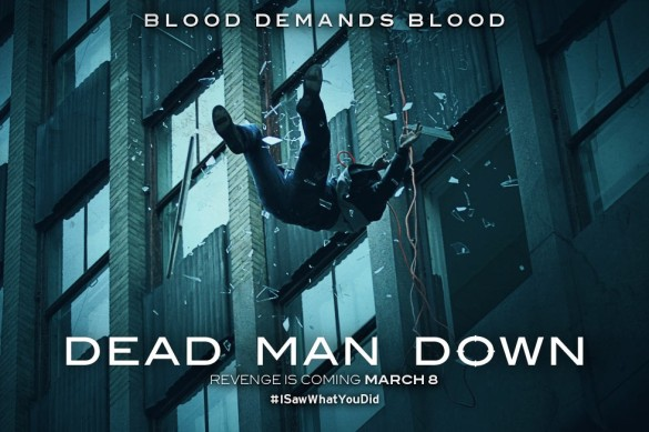 Movie Review: Dead Man Down is a good early surprise