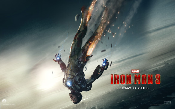 Podcast: Iron Man 3, Top 3 Trilogies, Australia – Episode 11