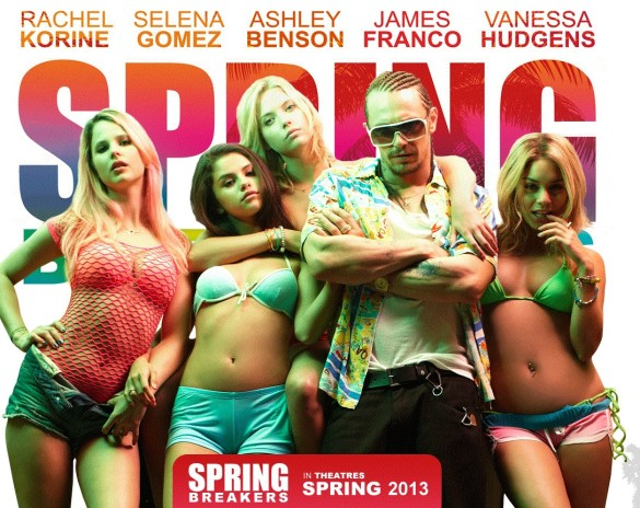 Podcast: Spring Breakers –  Extra Film