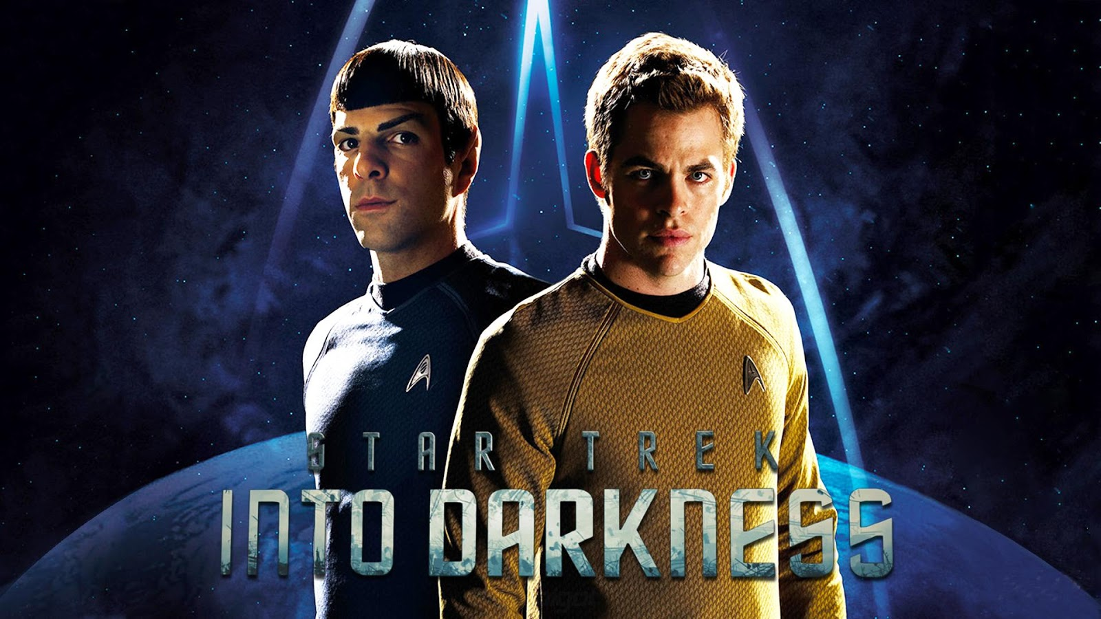 Movie News: More Star Trek Into Darkness posters ...