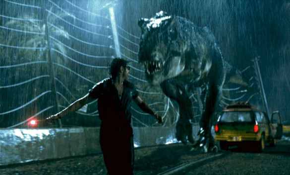 Movie Review: Jurassic Park 3-D