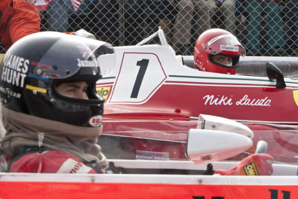 Movie Review: Rush brings intense racing action