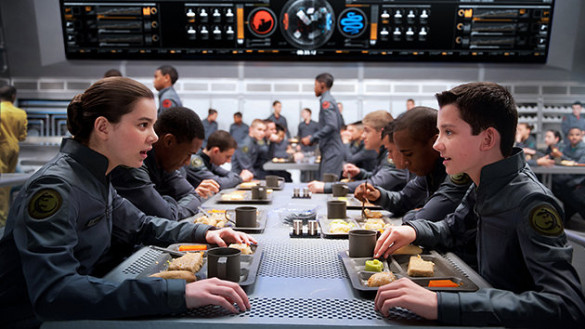 Podcast: Ender's Game, Top 3 Sci-Fi Movie Scores (Since 2000), November Preview – Episode 37