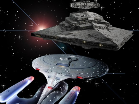 Movie Poll: Is Star Trek or Star Wars the better sci-fi film?