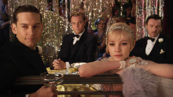 Podcast: The Great Gatsby and Top 3 Novel Movie Characters – Episode 12