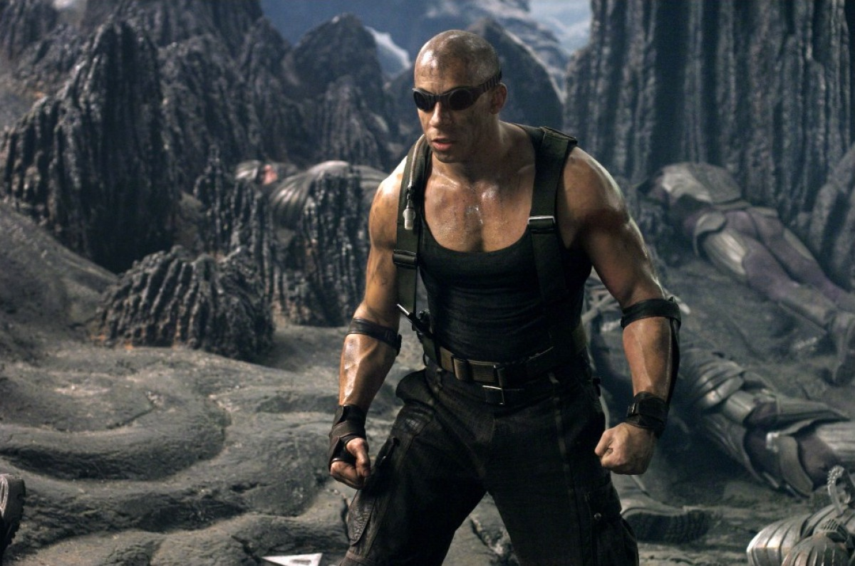 Movie Review: Riddick | InSession Film