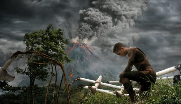 Movie Review: After Earth is an above-average sci-fi film