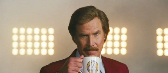 Movie Review: Ron Burgandy is Back in Anchorman 2: The Legend Continues
