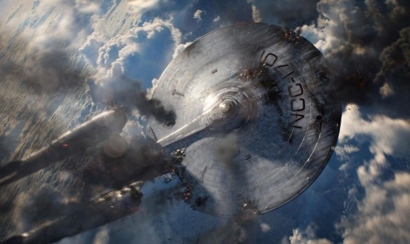 Movie Review: Star Trek Into Darkness