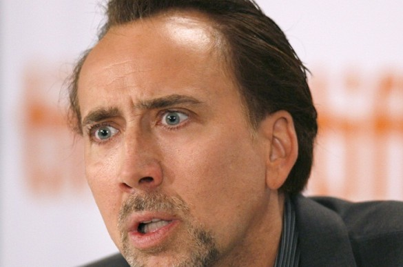 Movie Poll: Should Nicholas Cage continue his career making movies?