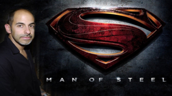 Movie News: Man of Steel writer David Goyer discusses MOS/DC future