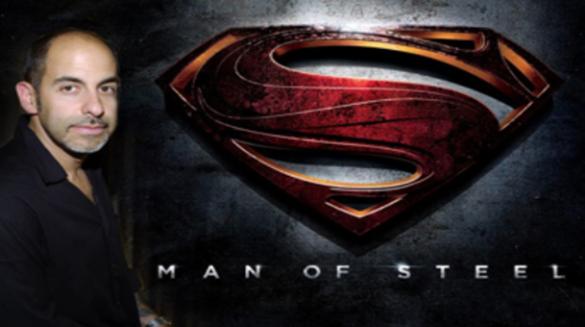 Movie News: Man of Steel writer David Goyer discusses MOS/DC future