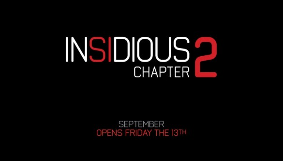 Movie Poll: Is Insidious: Chapter 2 a sequel worth seeing?