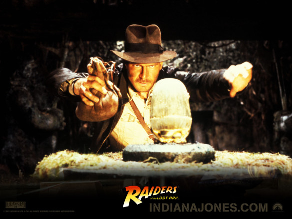 Podcast: Indiana Jones and the Raiders of the Lost Ark – Extra Film