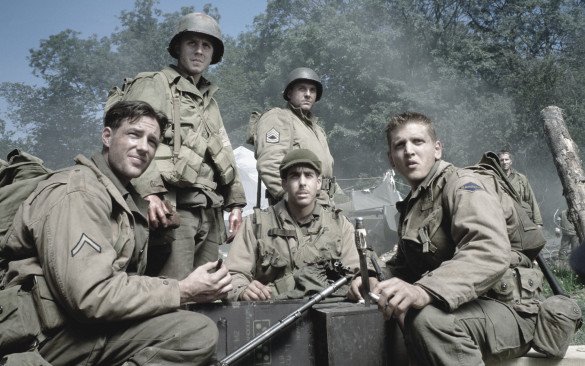 Movie Poll: What's the best WWII movie?