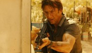 Movie News: First pic of Sean Penn in action as The Gunman