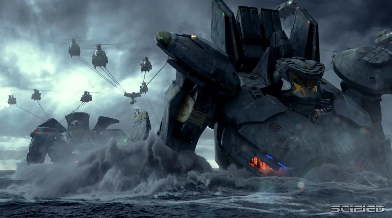 Pacific Rim Jaegers