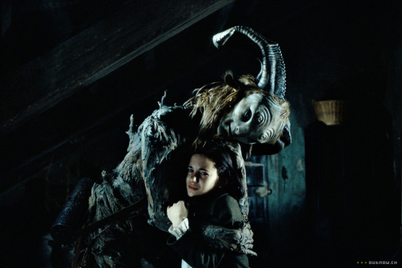 Movie Series: Pan's Labyrinth (Guillermo del Toro)