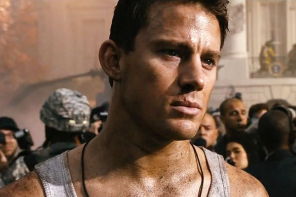 Podcast: White House Down, Top 3 Movie Presidents, Hellboy – Episode 19