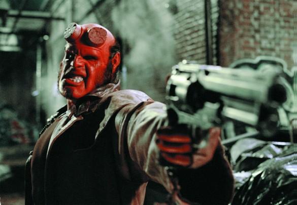 Movie Series: Hellboy (Guillermo del Toro)