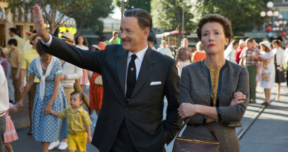 Movie Review: Saving Mr. Banks Has More To Say About Mary Poppins