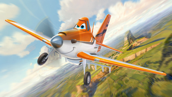 Movie Review: Planes has fun visuals that soar