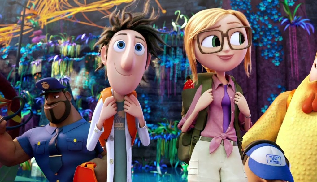 Movie Review: Cloudy with a Chance of Meatballs 2