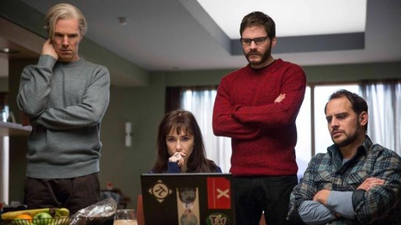 Movie Review: What Leaked from The Fifth Estate was Substance