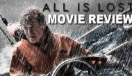 Video Review: All is Lost