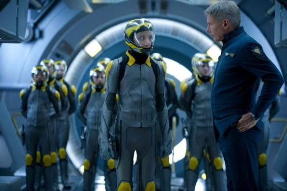 Featured: Ender's Game Book vs Film Premium Podcast