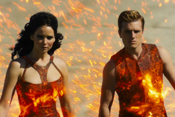 Podcast: Catching Fire, Top 3 Movie Distopia's, Hunger Games Partners – Episode 40