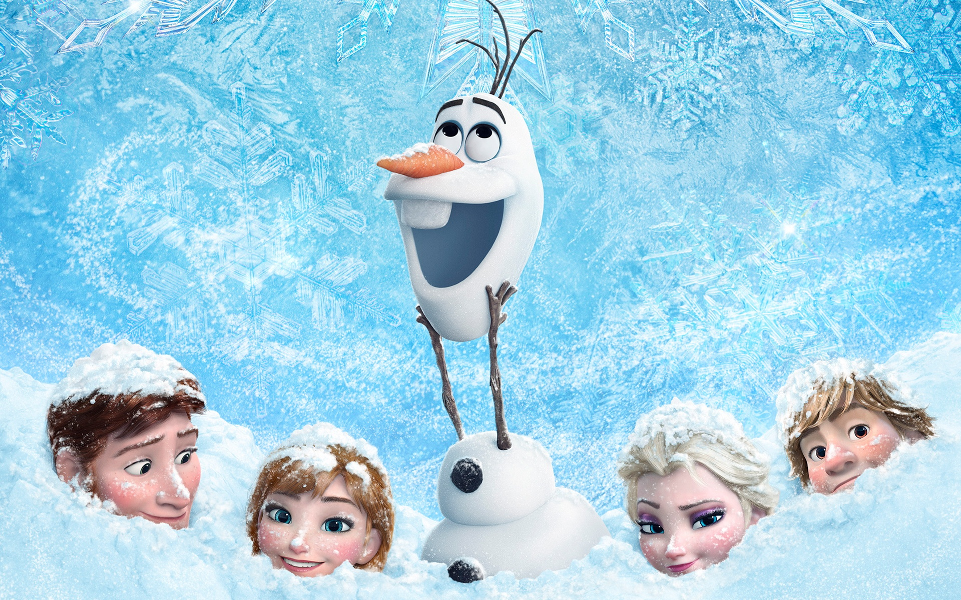 Movie Review Disney S Frozen