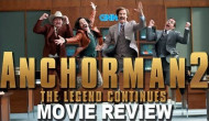 Video Review: Anchorman 2 The Legend Continues