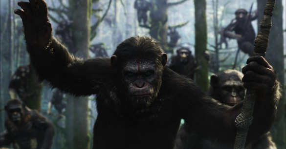List: Top 3 Scenes in Planet of Apes Franchise