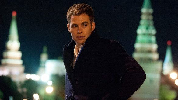 Movie Review: Typical action defines Jack Ryan: Shadow Recruit
