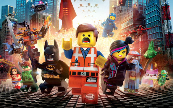 Podcast: The Lego Movie – Extra Film