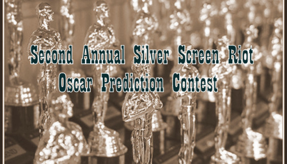 Featured: SSR's Second Annual Oscar Prediction Contest!