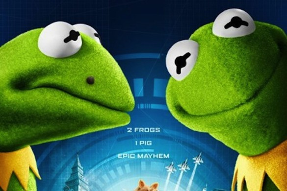 Movie Review: It's Frog vs Frog in Muppets Most Wanted