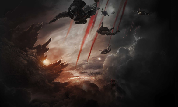 "Podcast: Godzilla ('14), Top 3 ""Holy Crap"" Moments – Episode 65"