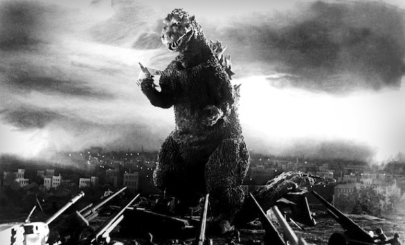 Podcast: Godzilla (1954), Top 3 1950's Movies – Episode 64