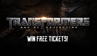 Contest: WIN tickets to see Transformers: Age of Extinction