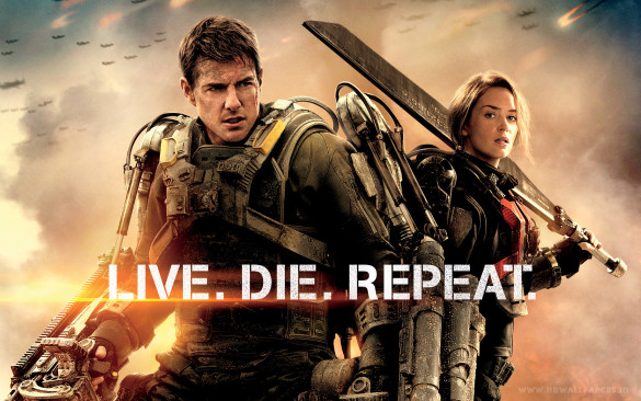 Podcast: Edge of Tomorrow, Top 3 Tom Cruise Performances – Episode 68