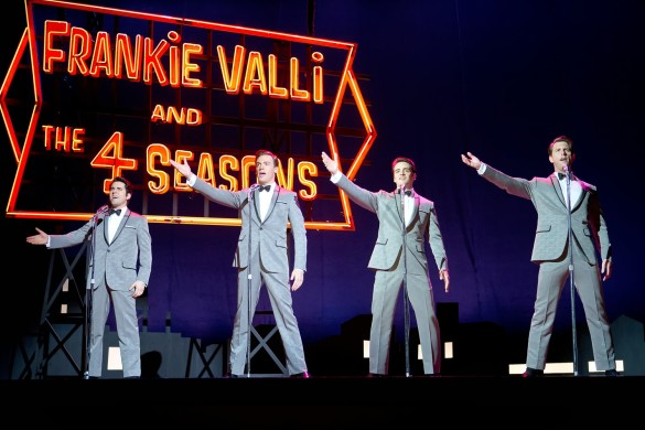 Movie Poll: Clint Eastwood's Jersey Boys will be…