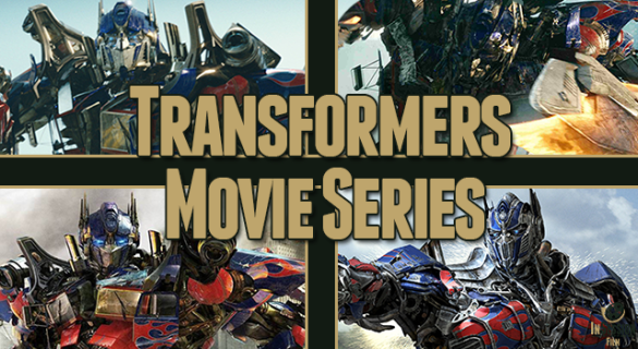Podcast: Transformers Movie Series