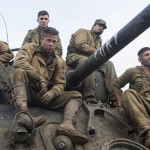 Fury Movie - Brad PItt