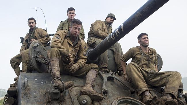 Podcast: Fury, Top 3 War Movie Scenes – Episode 87
