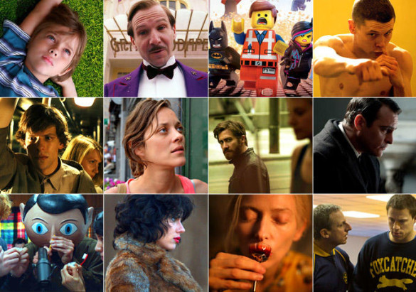 Podcast: InSession Film Awards, Top 10 Movies of 2014 – Episode 99 (Part 1)