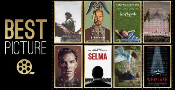 Podcast: The 2015 Oscars – Episode 105