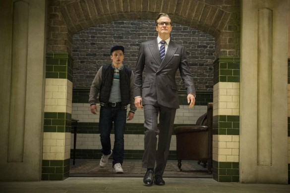 Podcast: Kingsman: The Secret Service, Top 3 (Non-Superhero) Comic Book Films – Episode 104